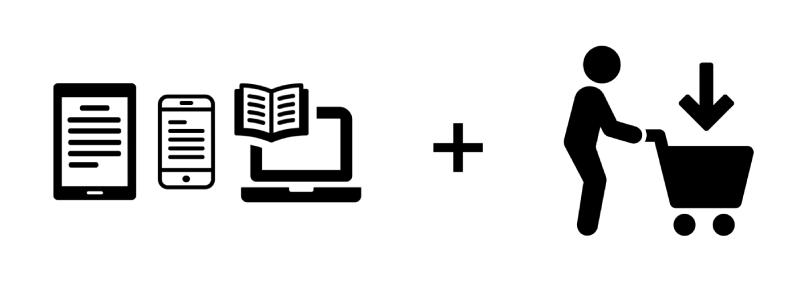 Hvor kan man købe e-bøger? Se en guide her.